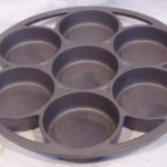 10492C 7 HOLE DROP BISCUIT PAN B