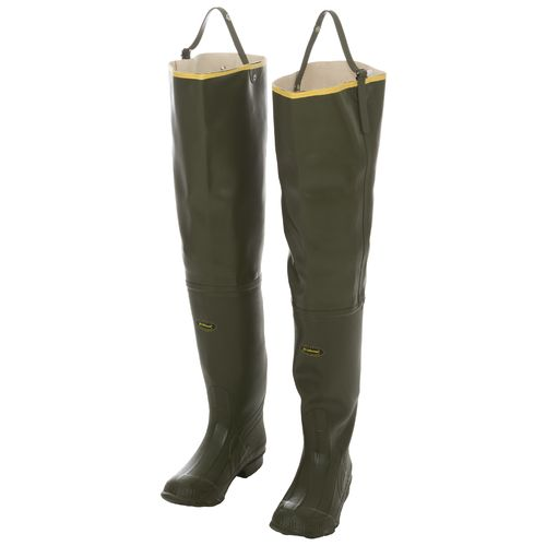 7562c8f6be3 10545 - LACROSSE - HIP BOOT - MARSH - LOOSE ANKLE Size 6-13 -